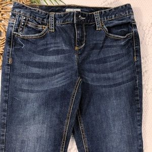 Tommy Hilfiger Jeans with Metal Accents